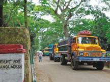 Export Import thrugh Akhaura Land Port Resumes After 4 Days