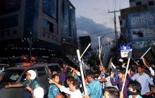 এবার আ'লীগ নেতার মামলা, খালেদার গাড়িবহরের বিরুদ্ধে!
